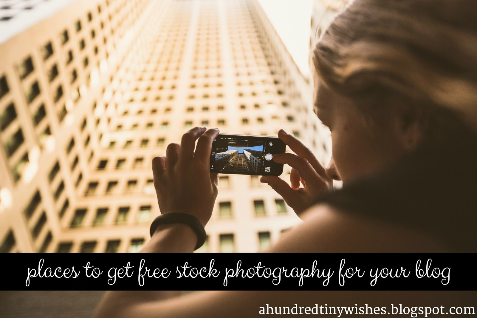 free stock photos for blogging