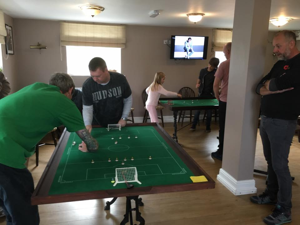 world amateur subbuteo players association the first tournament of london road sc. Black Bedroom Furniture Sets. Home Design Ideas