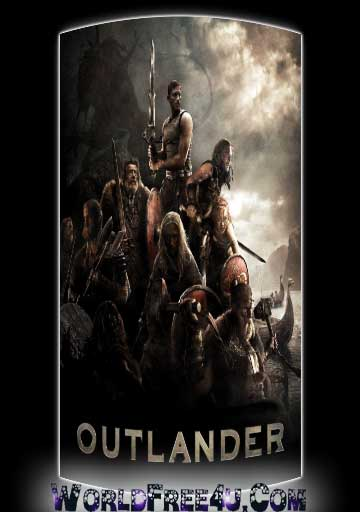 Poster Of Outlander (2008) Full Movie Hindi Dubbed Free Download Watch Online At worldfree4u.com