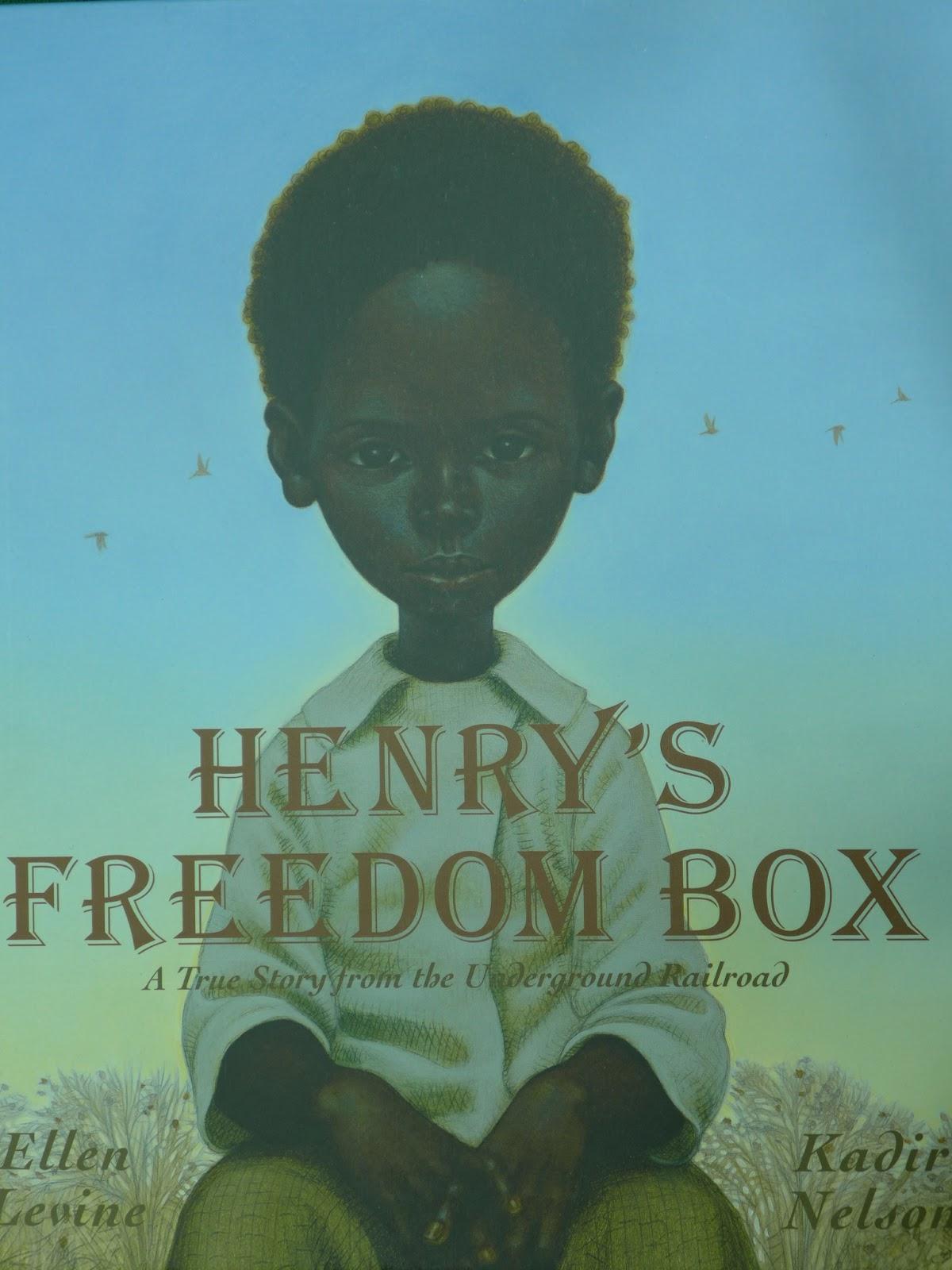 Caroline Tefl Journey Henry S Freedom Box Ppts Worksheets