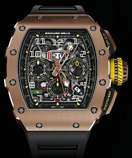 Montre Richard Mille RM 11-03 Chronographe Flyback