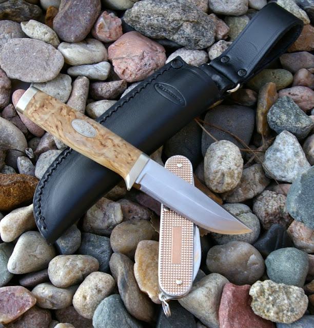Fallkniven Sk1 Sk6 Sk3 Knife Review