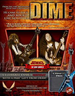 darrell lance abbott get a free dimebag amp from dean guitars. Black Bedroom Furniture Sets. Home Design Ideas