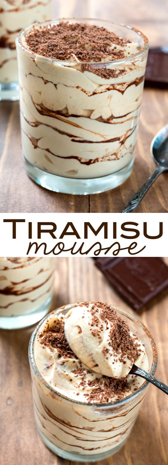 The EASY Tiramisu Mousse Recipe, It's Delicious!