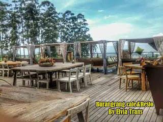 Burangrang Cafe&Resto dusun bambu