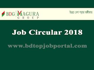 Magura Group Job Circular 2018