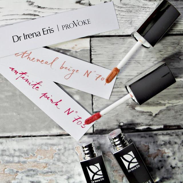 Prowokuję? | DR IRENA ERIS | PROVOKE | LIQUID MATT LIP TINT MATOWA POMADKA W PŁYNIE