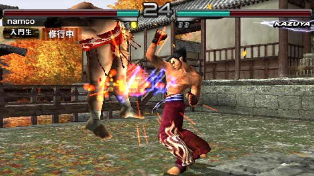 Download Tekken 5 PC Games Gameplay