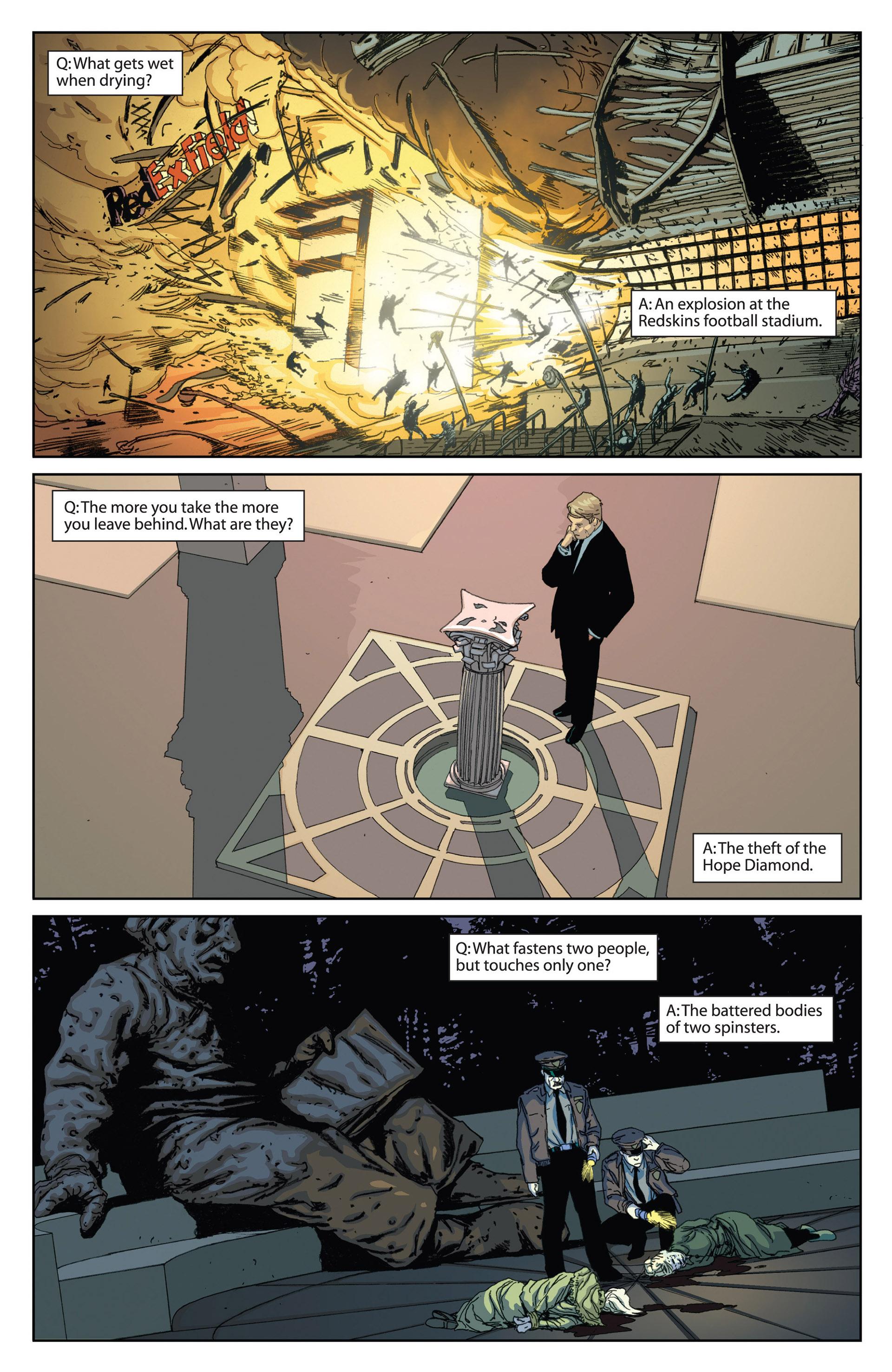 Read online Millar & McNiven's Nemesis comic -  Issue #2 - 8
