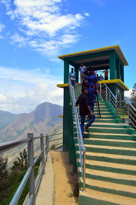 Munnar Top Station