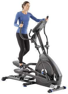 Nautilus E616 Elliptical Trainer, image, review features & specifications plus compare with E618 and E614