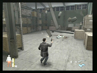 Max Payne 2: The Fall of Max Payne (PS2) 2003