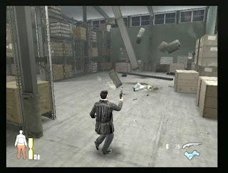 Max Payne 2: The Fall of Max Payne (PS2) 2003
