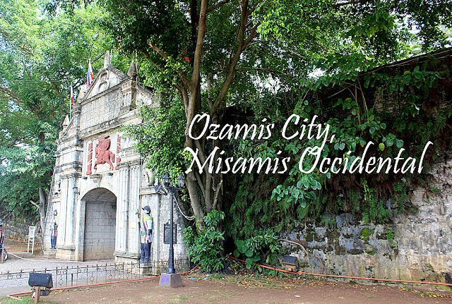 tourist spots in ozamis city