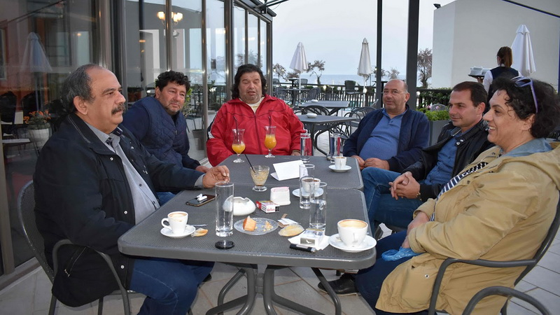 Συναντήσεις Δευτεραίου με Εμπορικό Σύλλογο Αλεξανδρούπολης και Εμπόρους Λαϊκών Αγορών