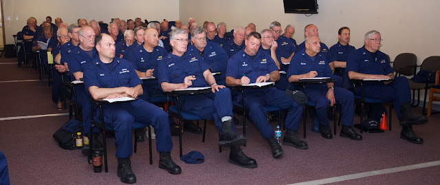 30APR16 D5NR Mandatory CX training at Air Station Atlantic City