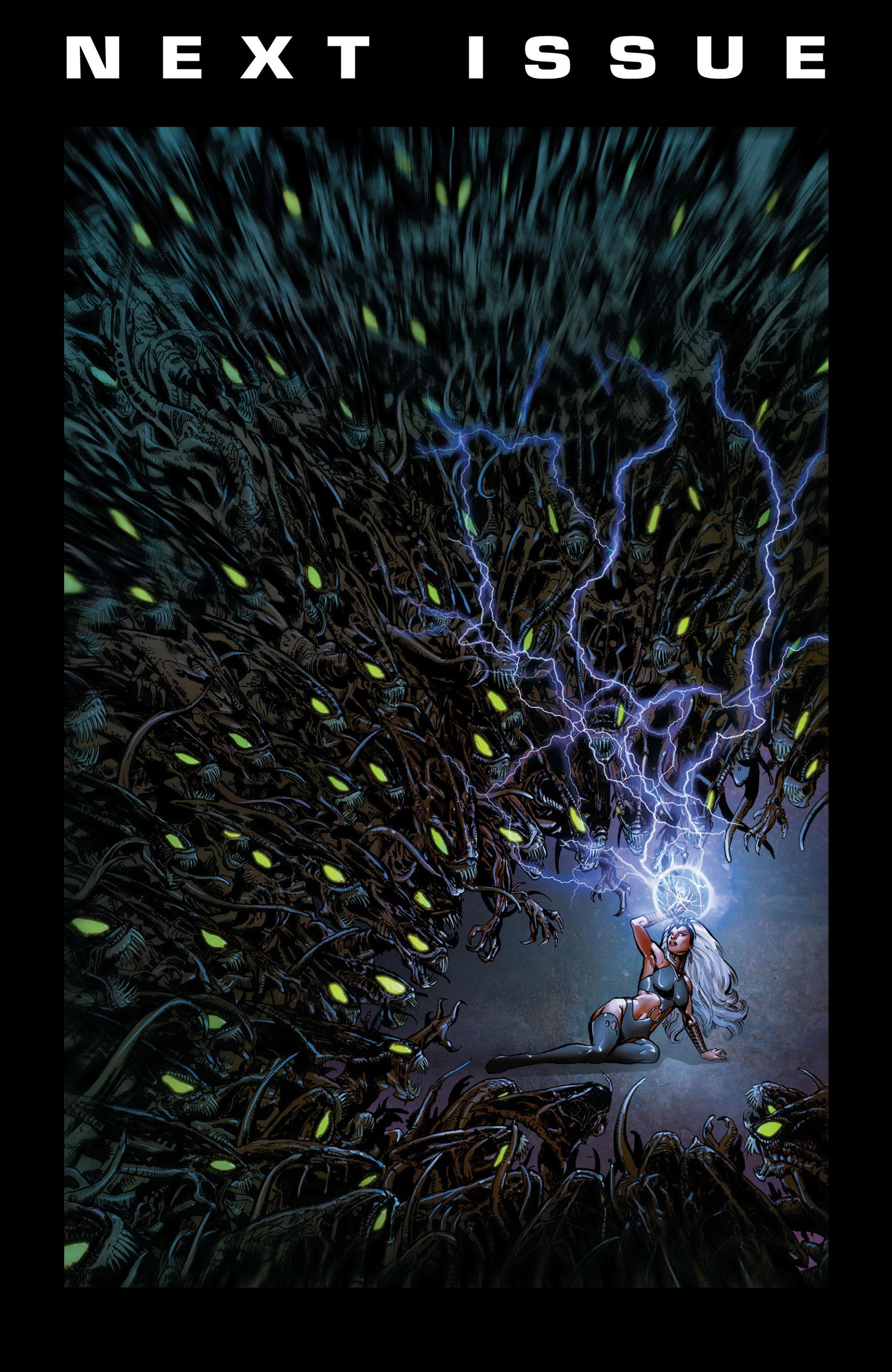 Read online Astonishing X-Men (2004) comic -  Issue #33 - 23