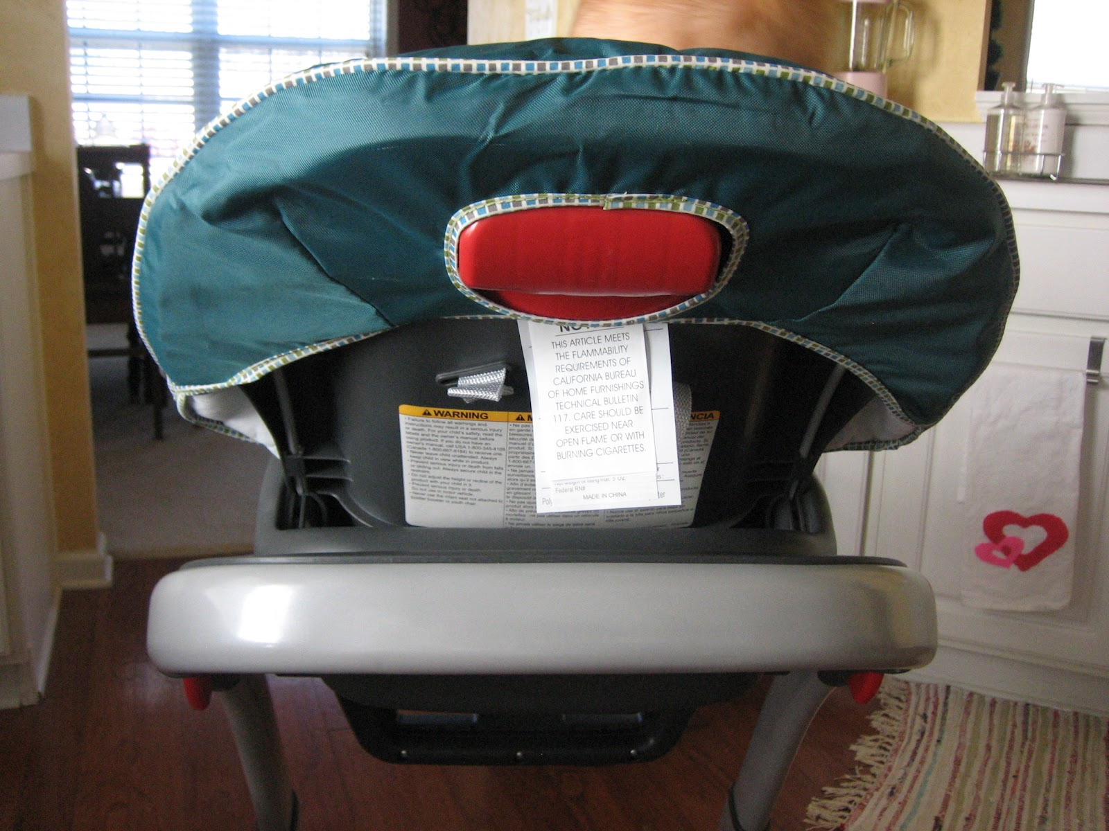 Review Graco Blossom 4 In 1 Seating System High Chair