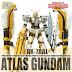 Custom Build: HG 1/144 Gundam Atlas [Detailed]