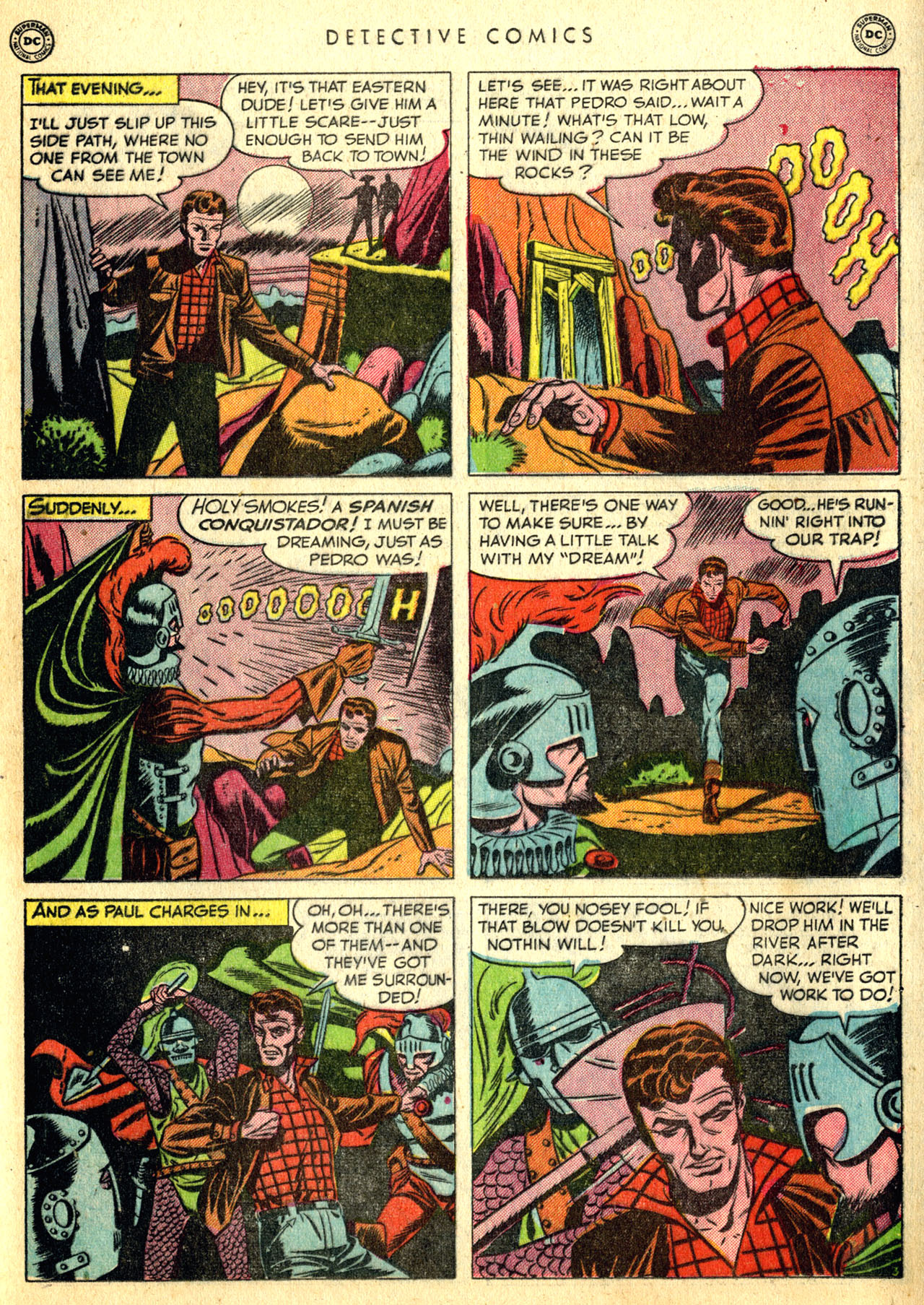 Detective Comics (1937) 168 Page 30