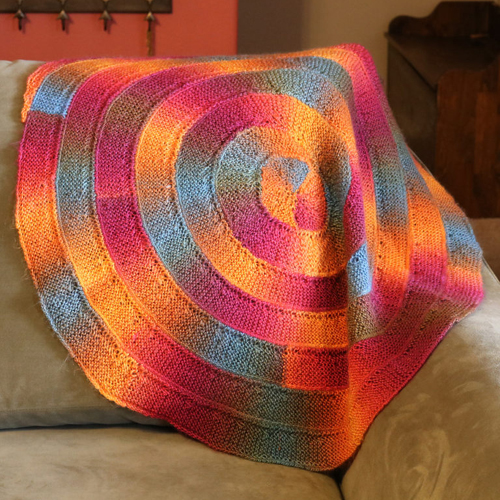 Ten Stitch Twist - Free Pattern