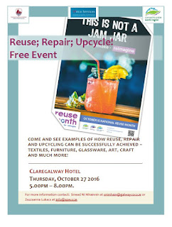 Galway Reuse Event Poster
