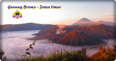 Gunung bromo - indonesisa