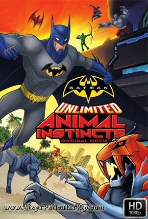 Batman Unlimited Instinto Animal [1080p] [Latino-Ingles] [MEGA]