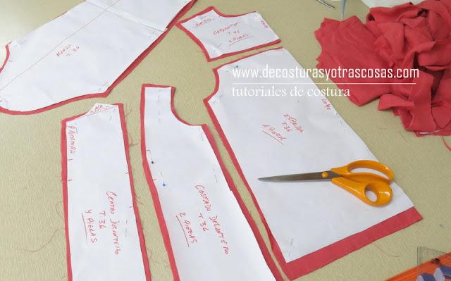 como hacer una blusa de lino original