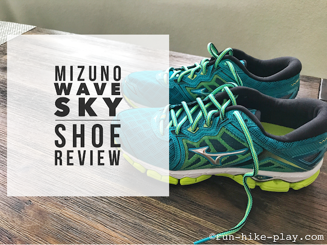 Mizuno Wave Sky Neutral Shoe Review