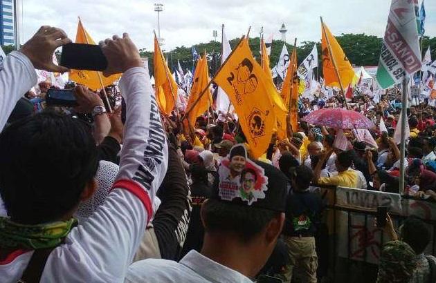 Ribuan Kader Golkar Dukung Prabowo, Erwin Aksa: Itu Fakta Rakyat Makassar Rindu Perubahan