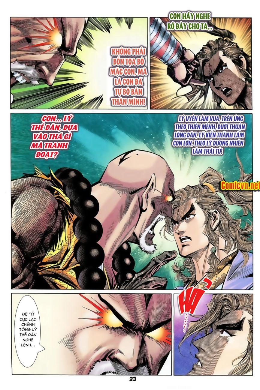 Đại Đường Uy Long chapter 73 trang 23