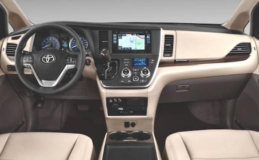 2019 Toyota Sienna Hybrid Rumors