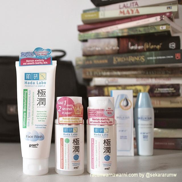 Set Skincare Hada Labo