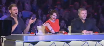 The judges were speechless on the amazing performance