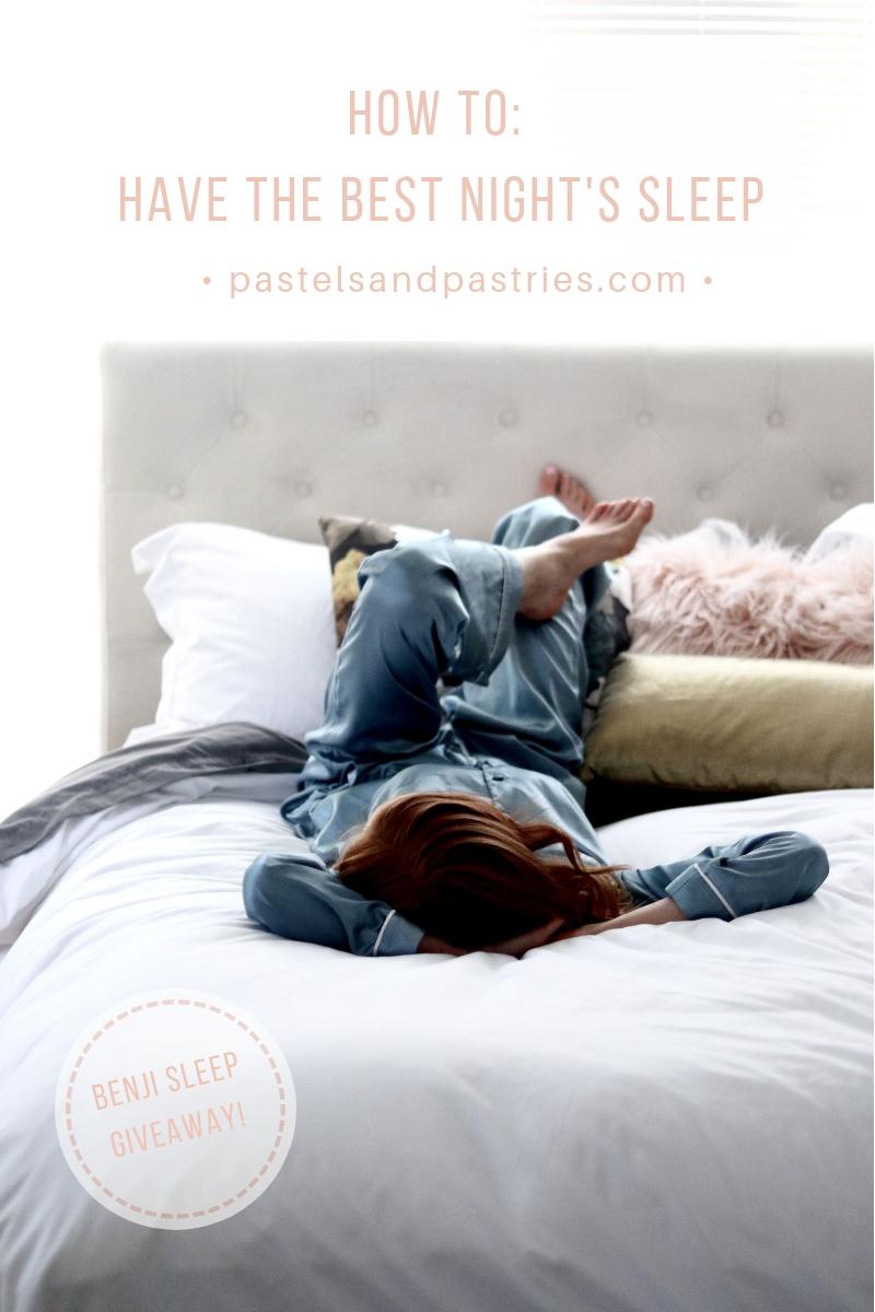 Benji Sleep review bedding and duvet cover
