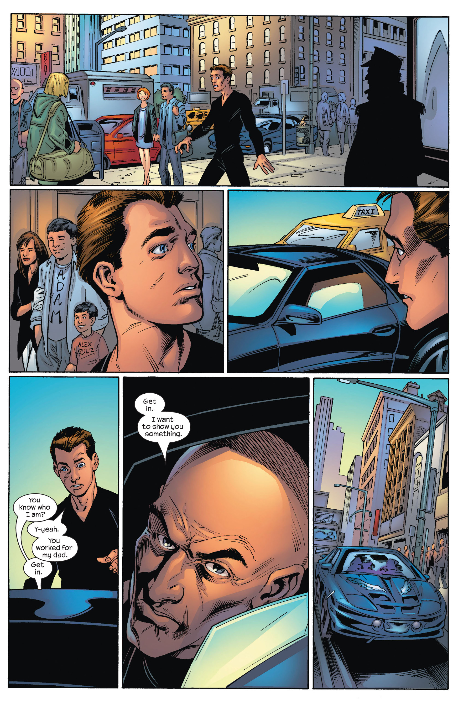 Read online Ultimate Spider-Man (2000) comic -  Issue #73 - 13