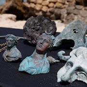 У берегов Израиля поднят торговый корабль, потерпевший крушение 1600 лет назад