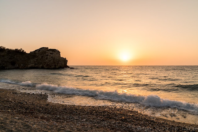 Baie d'Abram-Naxos-Cyclades