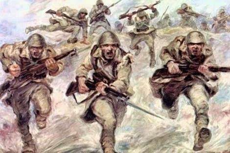 Ο ΡΟΛΟΣ ΤΗΣ ΗΓΕΣΙΑΣ ΣΤΟ ΕΠΟΣ ΤΟΥ 1940