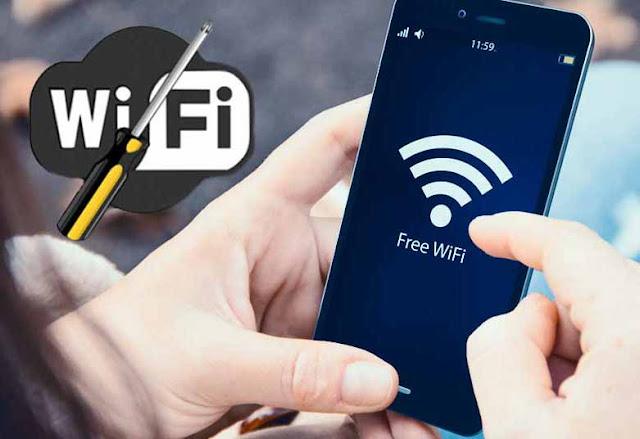 Cara Menggunakan Wifi Fixer