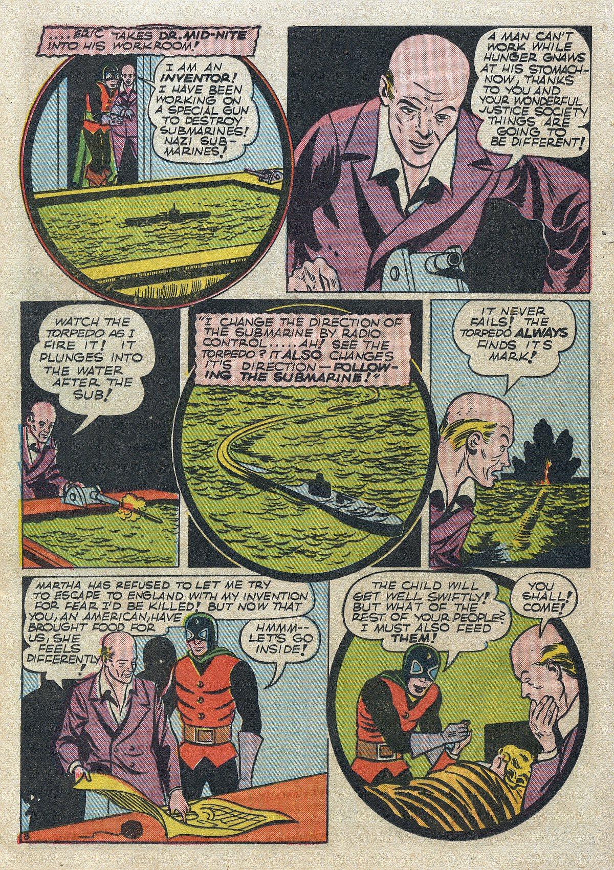 Read online All-Star Comics comic -  Issue #14 - 37