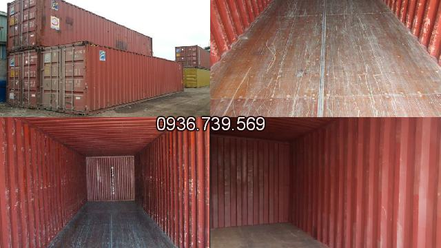 thanh lý container