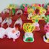 Cách làm đồ chơi từ chai lọ nhựa cho các bé