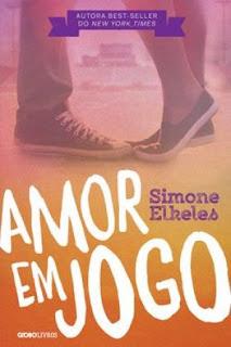 Capa do livro Amor em Jogo