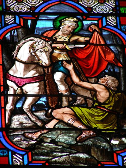 vitrail église de Bussy-Albieux.©Défrade