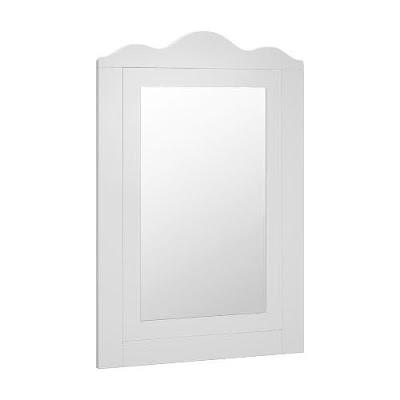 Espelho Retangular 80x54. Blog Achados de Decoração