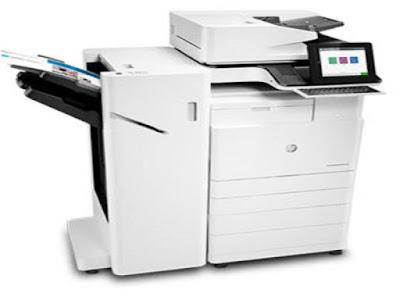 Image HP LaserJet E65050 Printer Driver