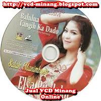 Elsa Pitaloka - Balulua Tangih Ka Dado (Album)