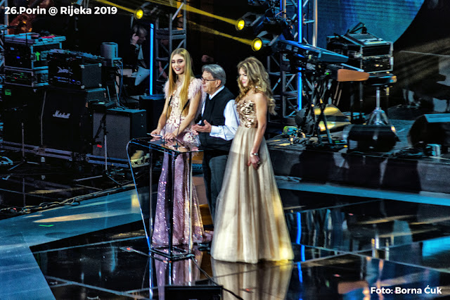 Održana 26. dodjela glazbene nagrade PORIN u Rijeci 29.03.2019